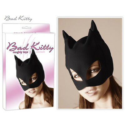 Bad Kitty - Masques - Cat mask Bad Kitty - Noir