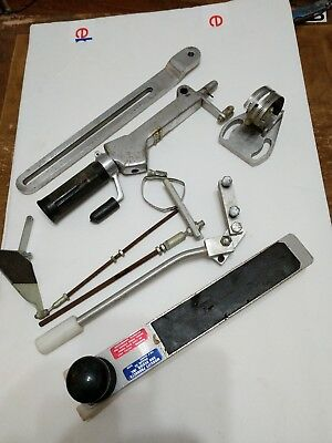 VINTAGE WELLS ENGBERG Hand Controls Disabled Driving Handicap Car Mobility truck
