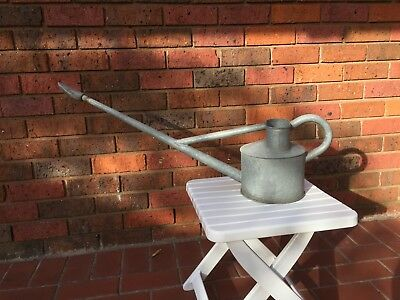 Haws Metal Long Reach Watering Can - 4.5L - Used - Good Condition