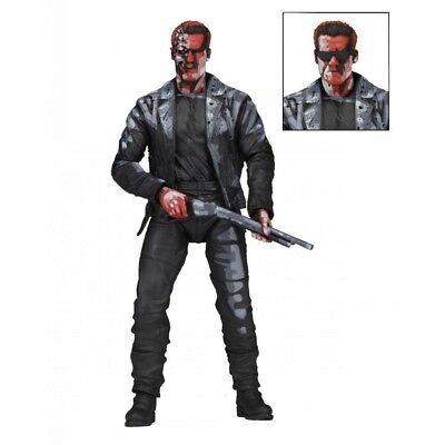Terminator 2 - 7-Inch Scale Action Figure - T-800 (Video Game Appearance)