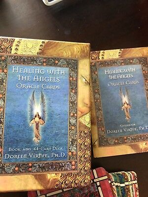 Healing with the Angels - Oracle Cards Doreen Virtue
