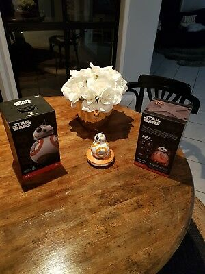 BB-8 remote control app enabled droid star wars