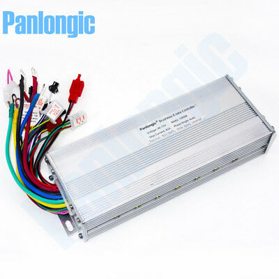 48-72V 1000W Electric Bicycle E-bike Scooter Brushless DC Motor Speed Controller