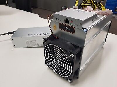 Bitmain Antminer A3 Blake(2b) Siacoin 815GH/s With BITMAIN 1600W PSU - In stock
