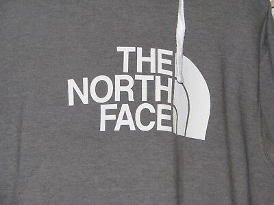 The North Face grey jacket small GC