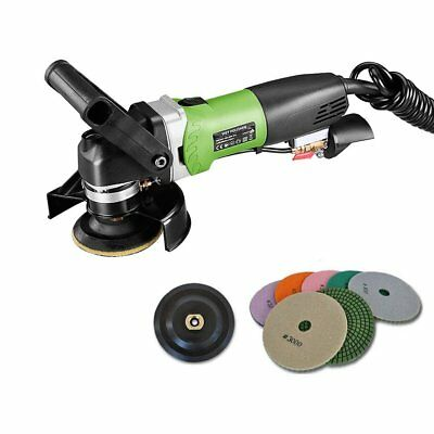 SPTA  Stone Wet Polisher Variable Speed For Concrete Countertop Stone Polishing