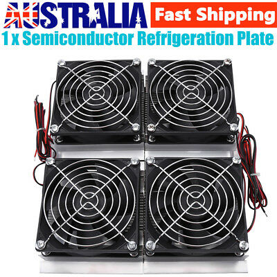 240W Semiconductor Refrigeration Radiator Thermoelectric Peltier Cold Plate EB