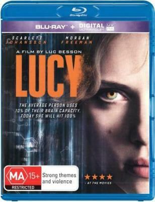 Lucy (Blu-ray)  - BLU-RAY - NEW Region B
