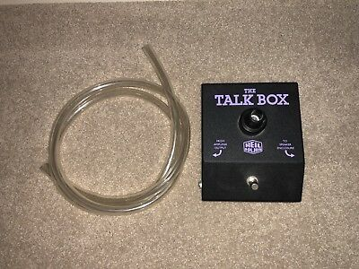 Dunlop Heli Talk Box