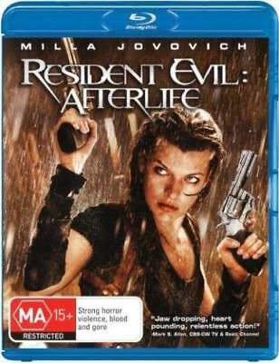 Resident Evil - Afterlife Blu-ray Region Free [New & Sealed]
