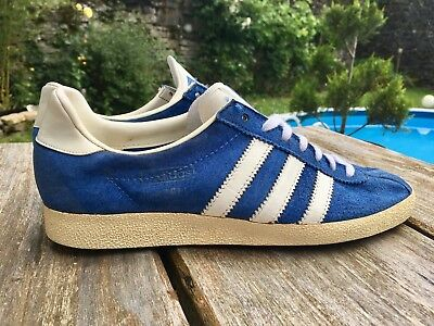 Vintage Adidas Gazelle West Germany rare
