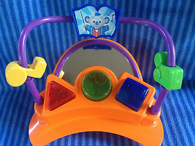Baby Einstein Musical Motion Jumperoo Musical Shape Toy Replacement Part