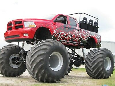 2012 Dodge Ram 1500 ST 2012 Ram 1500 Monster Truck