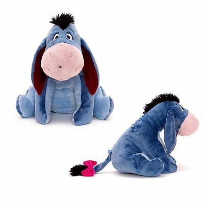 New Disney Winnie The Pooh Eeyore 30Cm Soft Plush Toy