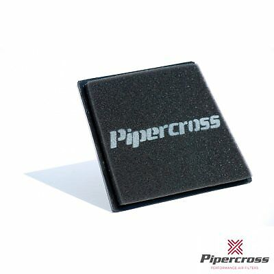 Pipercross Performance Panel Filter for Ford Fiesta Mk7 2008 on 1.6TDCi