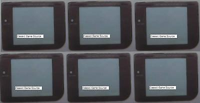 16 LOT 6 Gray + 10 Play it loud Replacement Screens For Game Boy Original