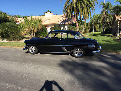 1954 Chevrolet Bel Air/150/210 210 Classic Collector Car 1954 Chevrolet Bel Air 150 210 350 automatic Air Disc brakes