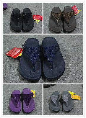 e6846d3b2 New Fashion Woman FitFlop Body sculpting Slimming flip-flops US Size 5 6 7