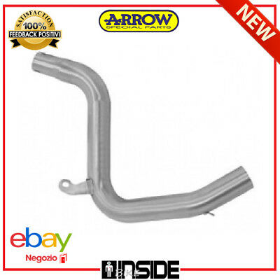 Raccordo Collettori Originali Scarico Moto Arrow Ktm Duke 125 11 - 16 51010Mi