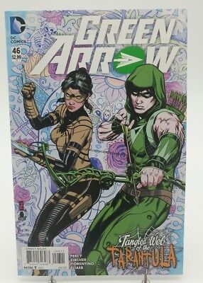 Green Arrow 46 New 52 Volume 6 January 2016 DC Comics Combined Shipping Discount