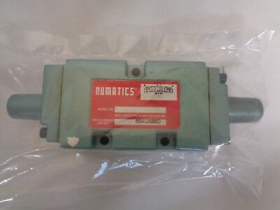 New Numatics 554Jj500O Air Solenoid Valve