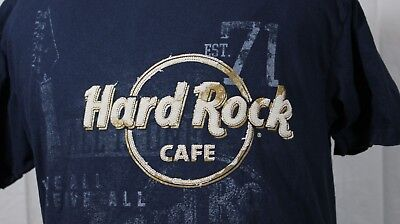 *Pre-Owned* Hard Rock Cafe (Cleveland) Graphic T