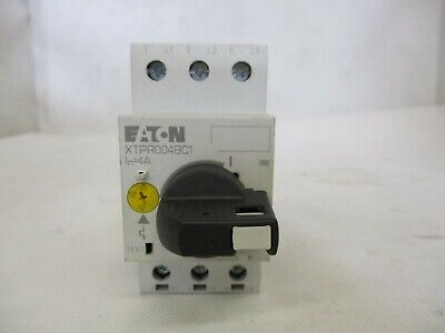 New Eaton Xtpr001Bc1 Manual Motor Starter-Protector
