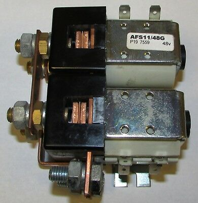 Total Source AFS11/48G P19 7559 48V DC Contactor Forward Reversing