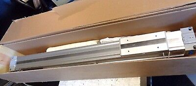 New In Box Smc My-1B63G-720-Y69 Pneumatic Linear Rodless Cylinder Actuator