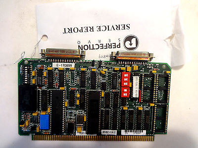 Repaired Unico 309482.40632 309482.4-0632 Interface Memory Module