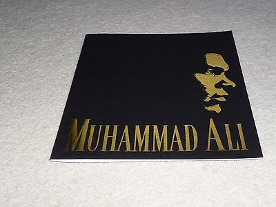 Muhammad Ali Onsite Programme 50Th Birthday Original Mint Condition Very Rare