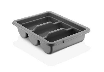 TemoWare Cutlery Tray - Dispenser 3 Compartments 410(L) x 290(W) x 100(D) mm