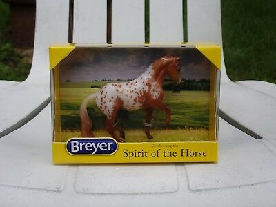 "Breyer Stablemate Collector's Club  ""AIDEN"""