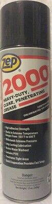 Zep 2000 Heavy Duty Penetrating Grease, 3 Can Pack Only $44.89, Free Shipping!
