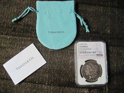 Morgan Silver Dollar 1894 O Ngs In Tiffany Bags  Best-Deal