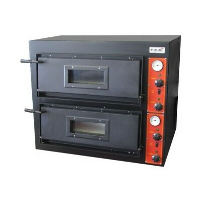 EP-2 - Germany's Black Panther Pizza Deck Oven
