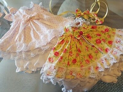 CLEARANCE SALE! 2 x Outfits for My Child Doll