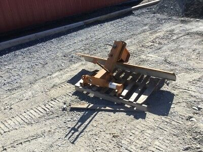 2010 Woods RB72 3pt Rear Blade For Compact Tractors NO RESERVE!!!