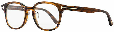 9c49c59dae Tom Ford Oval Fashion Frames TF399F Frank 048 Brown Melange Gold 52mm FT0399
