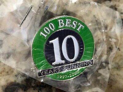 THE PUBLIX 💯 Best 10 Years Running Pin