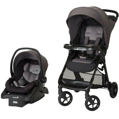 Safety 1st Smooth Ride Deluxe Travel System