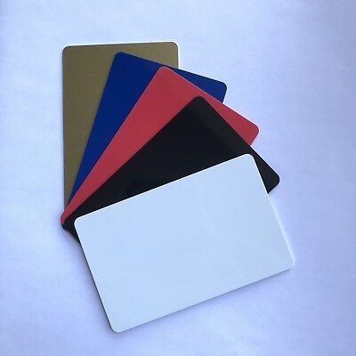 MIFARE Classic 1K Card 13.56Mhz ISO 14443A Color Hotel Key Card (pack of 10)