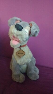 Disney Lady and the Tramp - Tramp soft/cuddly toy