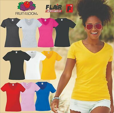 Fruit of the Loom * ORGINAL T 135-145 gm//m2 * T-SHIRT LADY-FIT