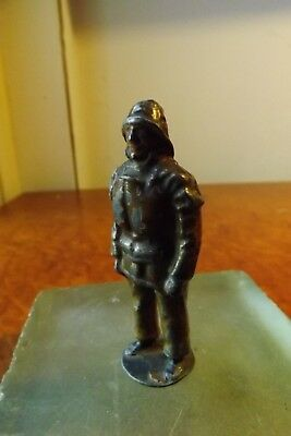 "Very Early Lead Lifeboat Man Possibly by ""Britains"" Vintage Toy made in England"