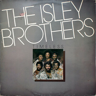 The Isley Brothers ‎- Timeless - 2x Vinyl - DoLP (1978)