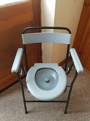 MOBILITY PORTABLE Toilet Commode - £12.00 | PicClick UK