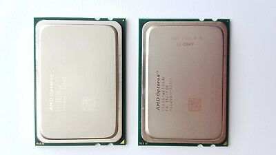 2 x AMD OPTERON 6380, 16 CORE PROCESSOR, 2.5 GHZ