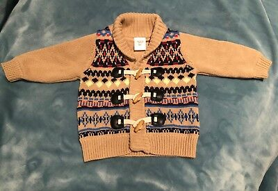 Seed Thick Warm Cardigan Size 0