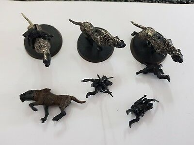 Warhammer Lord of the Rings Figures Lot 2